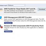 Visual Studio mit AWS CodeCommit nutzen