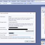 AWS Toolkit für Visual Studio einrichten